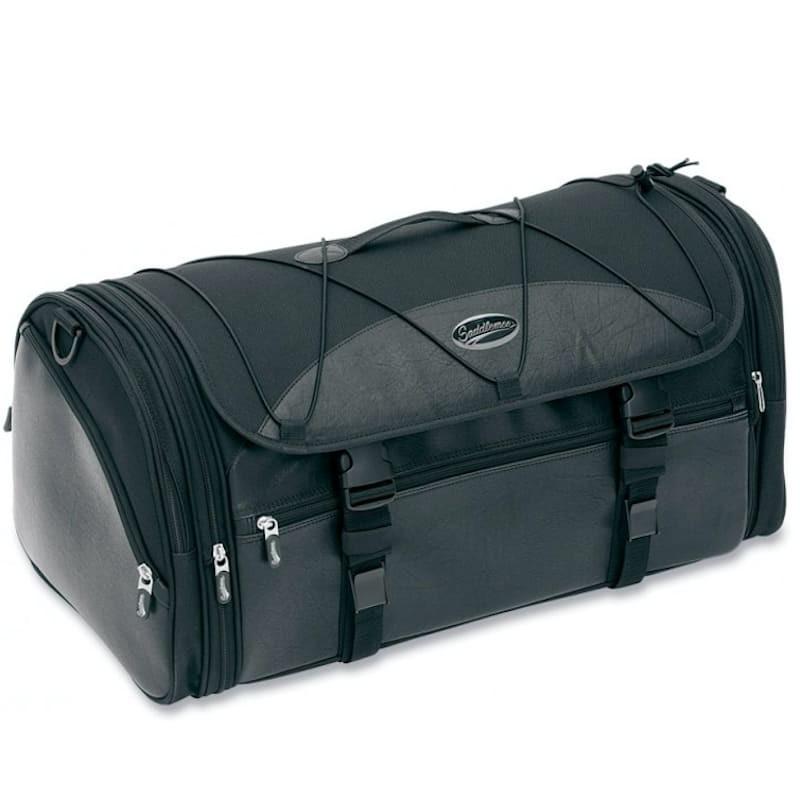 SADDLEMEN DELUXE RACK BAG TR3300DE - BLACK