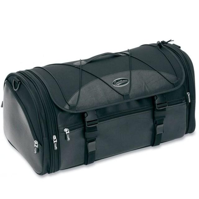 BORSA PORTAPACCHI SADDLEMEN DELUXE RACK BAG TR3300DE - NERO