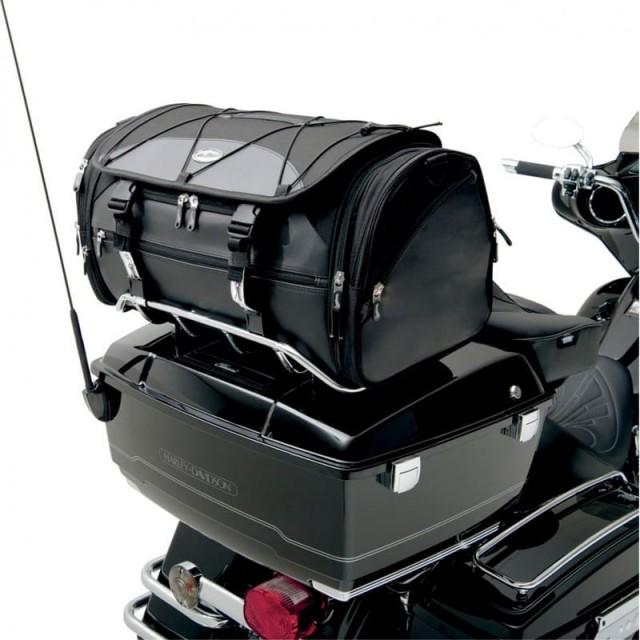 BORSA PORTAPACCHI SADDLEMEN DELUXE RACK BAG TR3300DE - PORTAPACCHI