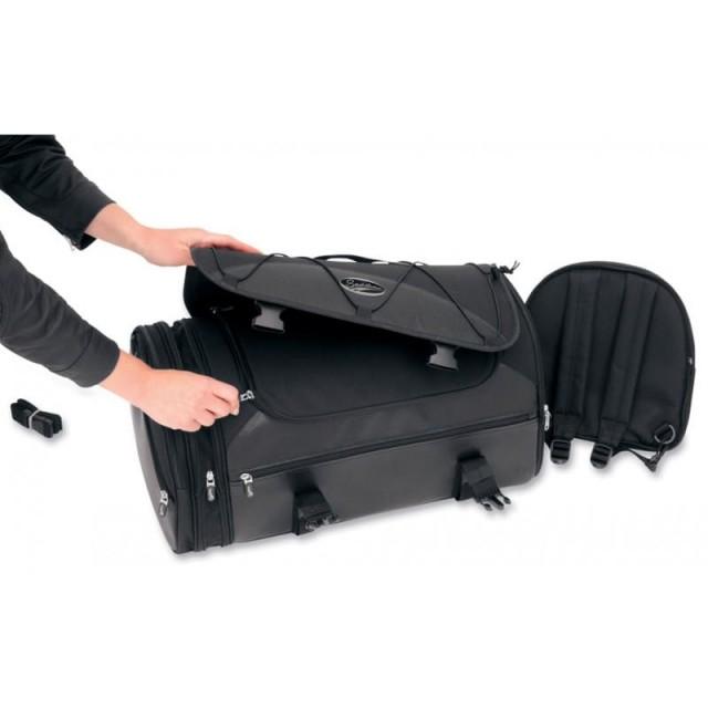 BORSA PORTAPACCHI SADDLEMEN DELUXE RACK BAG TR3300DE - DETTAGLIO 2