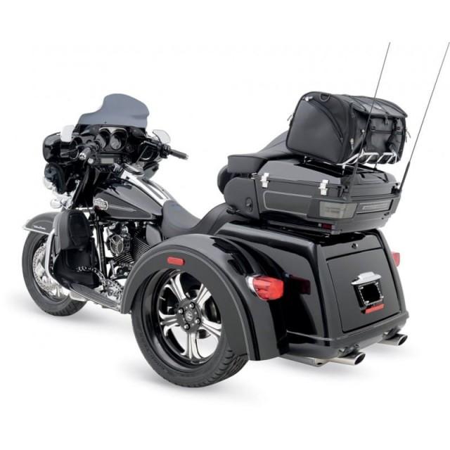 SADDLEMEN DELUXE RACK BAG TR3300DE - TRIKE