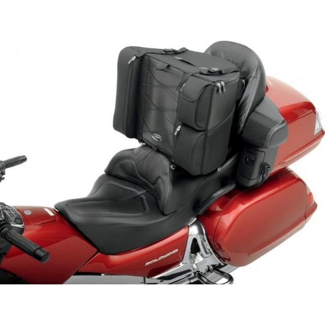 SADDLEMEN BR4100 DRESSER BACK SEAT BAG - TOURING 2