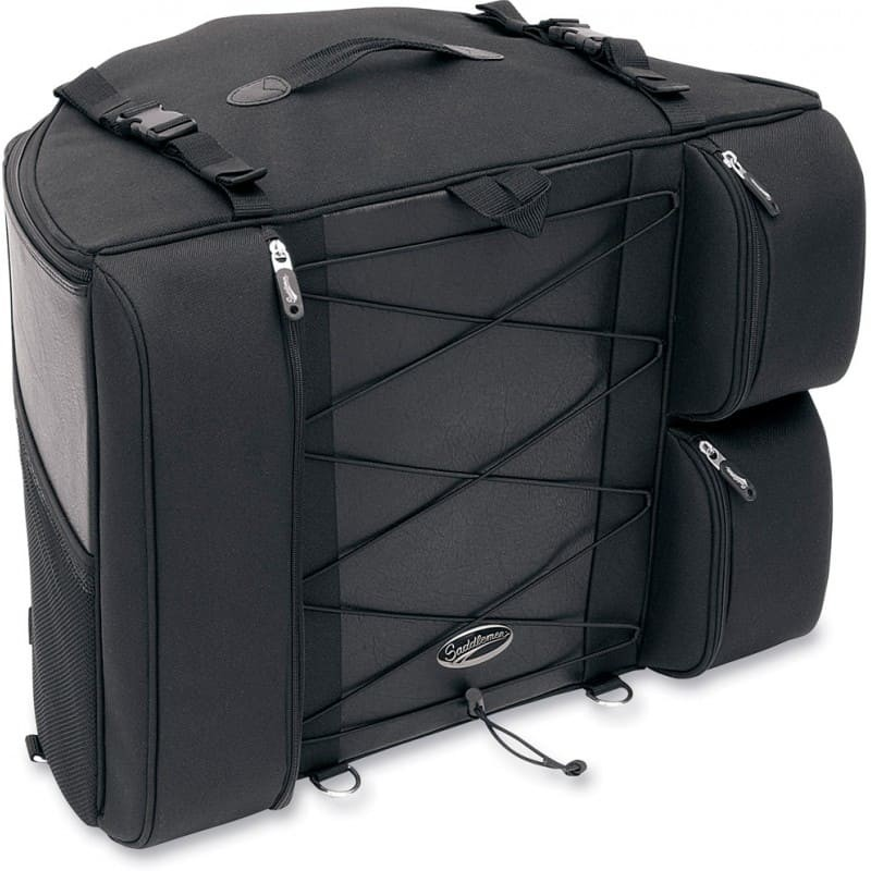SADDLEMEN BR4100 DRESSER BACK SEAT BAG