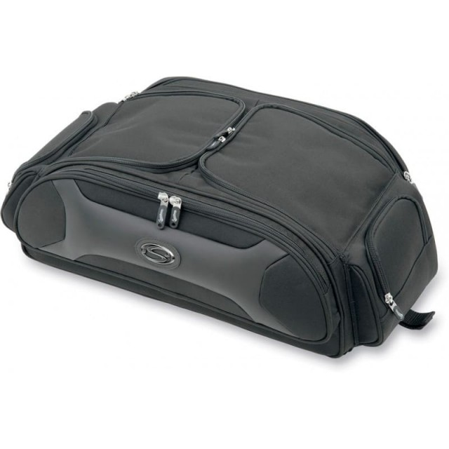 SADDLEMEN FTB3300 SPORT TRUNK AND RACK BAG