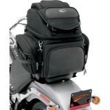SADDLEMEN BR3400 BACK SEAT SISSY BAR BAG - SISSY BAR MOUNT