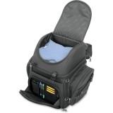 SADDLEMEN BR3400 BACK SEAT SISSY BAR BAG - CLOTHES