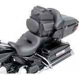 SADDLEMEN BR1800EXS BACK SEAT SISSY BAR BAG - SADDLE MOUNT