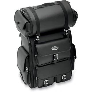SADDLEMEN BR2200 SISSY BAR BAG