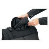 SADDLEMEN S2200E EXPANDABLE SISSY BAR BAG - RAIN COVER