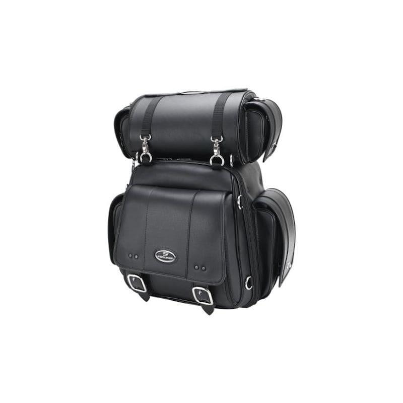 SADDLEMEN CD3600 SISSY BAR BAG