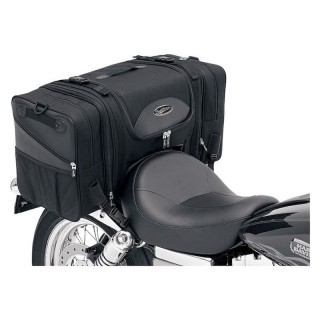 SADDLEMEN DELUXE CRUISER TAIL BAG TS3200DE
