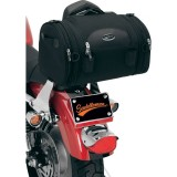 SADDLEMEN DELUXE ROLL BAG R1300LXE - SISSY BAR MOUNT
