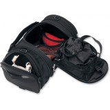 SADDLEMEN DELUXE ROLL BAG R1300LXE - OPEN