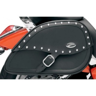 BORSE LATERALI SADDLEMEN TEARDROP DESPERADO SOFTAIL 00-17