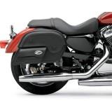 SADDLEMEN EXPRESS CRUIS'N FACE POUCH LARGE SIDEBAGS - MOTORCYCLE FIX