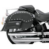 SADDLEMEN EXPRESS DESPERADO POUCH LARGE SIDEBAGS - MOTORCYCLE MOUNT