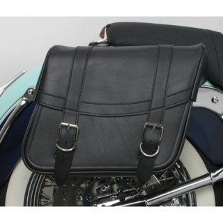 SADDLEMEN HIGHWAYMAN SLANT MEDIUM SADDLEBAGS