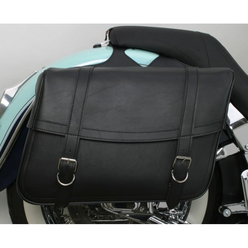 SADDLEMEN HIGHWAYMAN SLANT JUMBO SADDLEBAGS