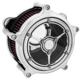 RSD CLARITY AIR CLEANER CHROME 2059
