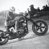 RSD CLARITY AIR CLEANER BLACK OPS 2059 - MOTORCYCLE
