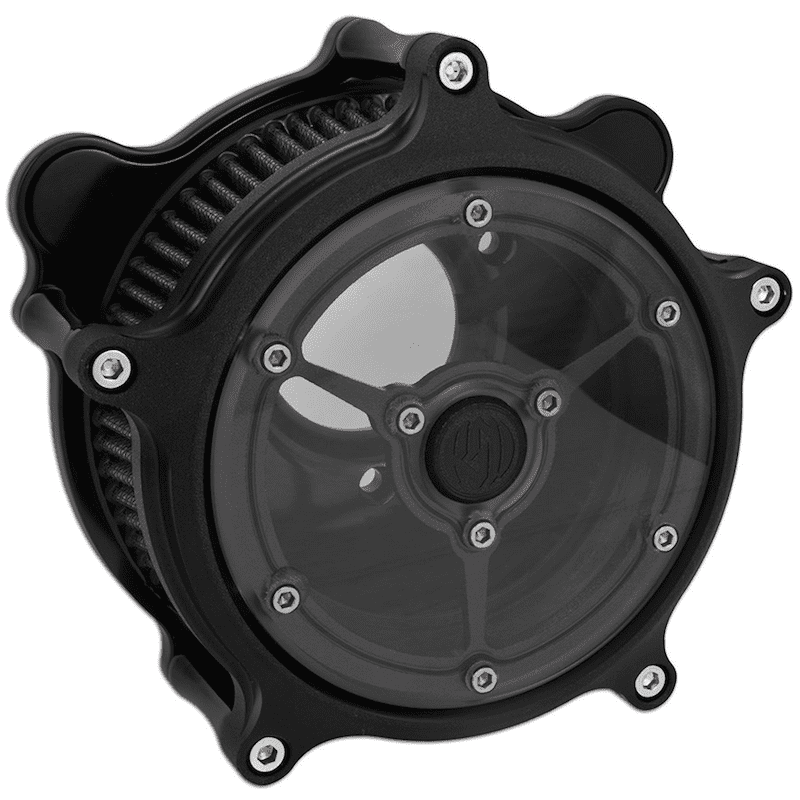 RSD CLARITY AIR CLEANER BLACK OPS 2059