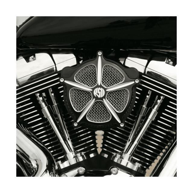 RSD VENTURI SPEED 5 AIR CLEANER CONTRAST CUT 2001 - DETAIL 3