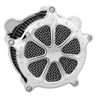RSD VENTURI SPEED 7 AIR CLEANER CHROME 2004
