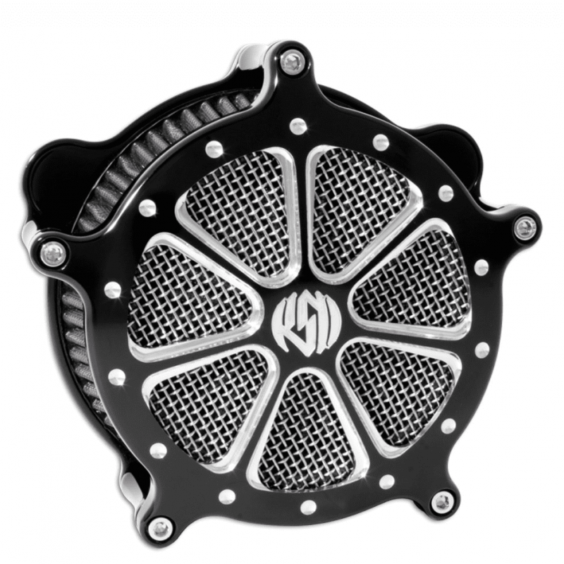 RSD VENTURI SPEED 7 AIR CLEANER CONTRAST CUT 2004