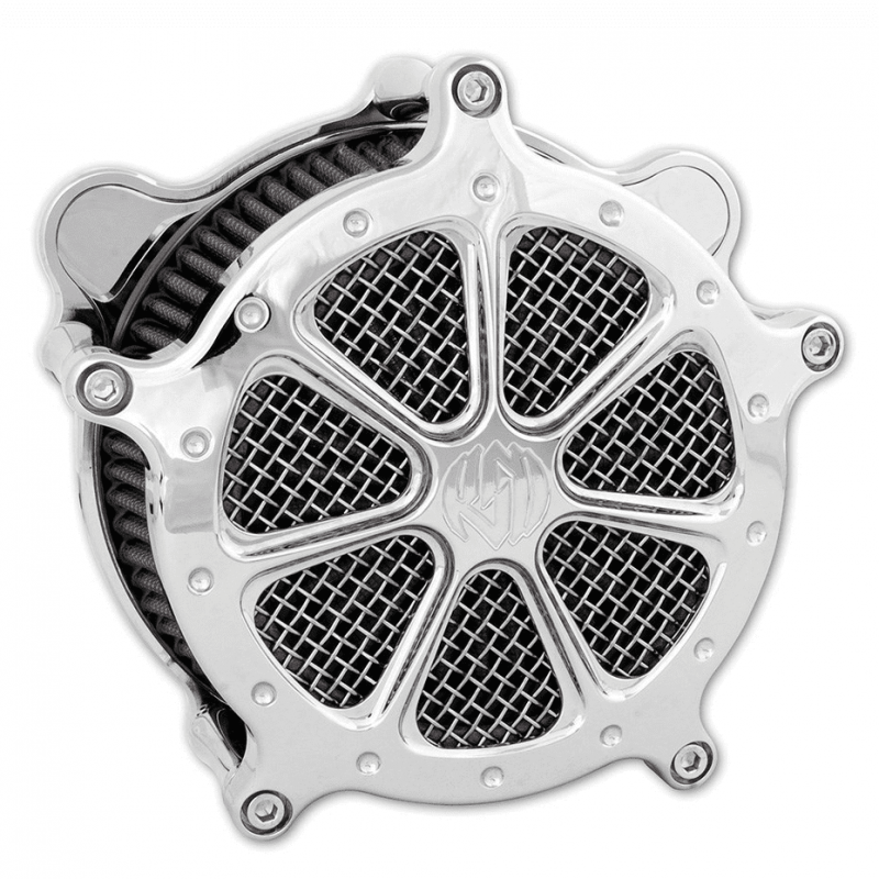 FILTRO ARIA RSD VENTURI SPEED 7 AIR CLEANER CHROME 2003