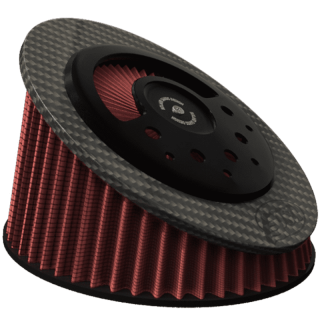FILTRO ARIA RSD SLANT AIR CLEANER CARBON OPS 30017