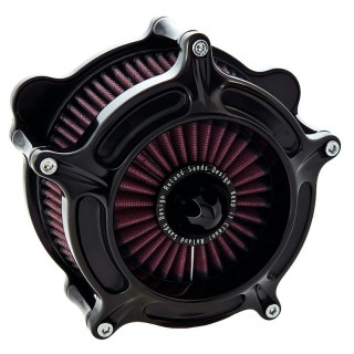 RSD TURBINE AIR CLEANER BLACK 2037