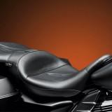 SELLA LE PERA RT66 SEAT CON SCHIENALE HARLEY TOURING 08-21 - SCHIENALE RIMOSSO