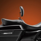 LE PERA RT66 SEAT WITH BACKREST HARLEY TOURING 08-21 - SIDE