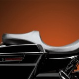 LE PERA SUPER VILLAIN SMOOTH SEAT HARLEY TOURING 08-19 - SIDE