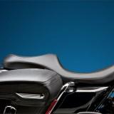 SELLA LE PERA VILLAIN SMOOTH SEAT HARLEY FLHT-FLTR 02-07 - LATO