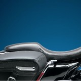 LE PERA SILHOUETTE SMOOTH SEAT HARLEY TOURING FLHR 02-07 - LATO