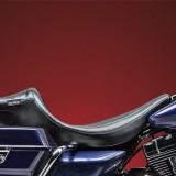 LE PERA MAVERICK STITCH LONG LEGS SEAT HARLEY TOURING FLHR 99-01 - SIDE