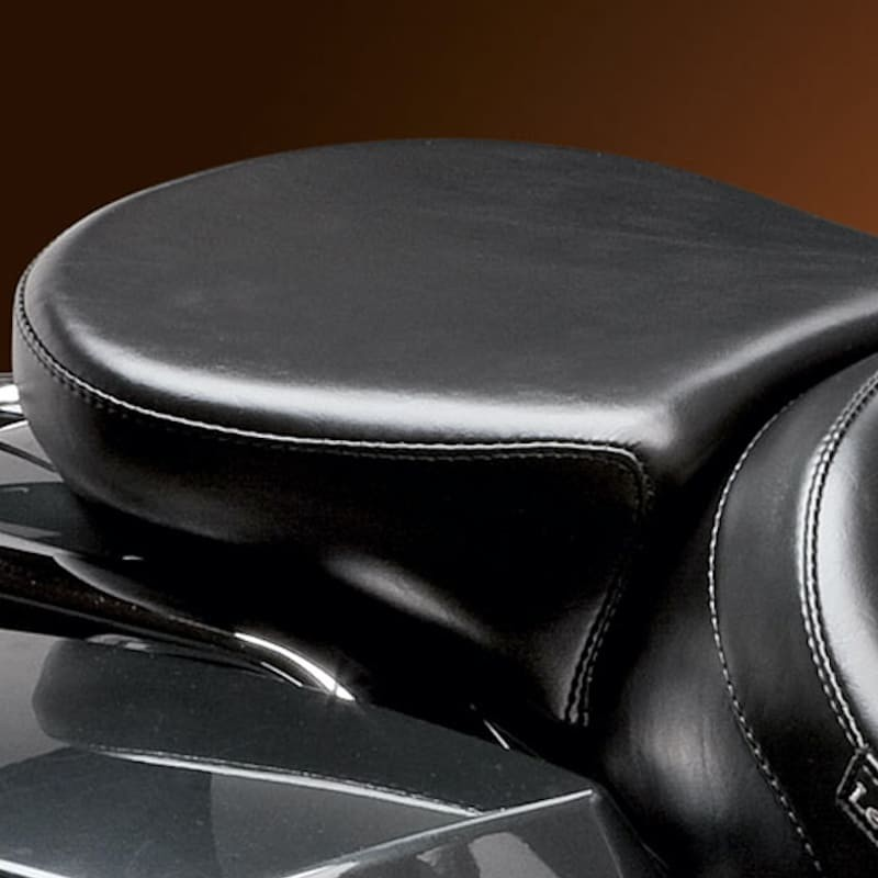 LE PERA AVIATOR SMOOTH PILLION WIDE PAD HARLEY TOURING 08-19