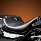LE PERA BARE BONES SMOOTH SEAT HARLEY TOURING 02-07 WITH PYO/BAGGER NATION GAS TANK