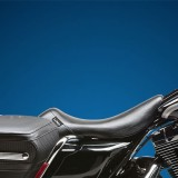 SELLA LE PERA BARE BONES SMOOTH SEAT HARLEY ROAD KING 97-01 - LATO