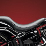 LE PERA SILHOUETTE SMOOTH SEAT HARLEY SOFTAIL FXSB 13-17 - SIDE