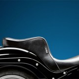 LE PERA CHEROKEE 2 UP CUSTOM SMOOTH SEAT HARLEY SOFTAIL 06-17 - SIDE