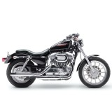LE PERA KING COBRA SMOOTH FULL LENGTH SEAT HARLEY SPORTSTER XL 04-21 - HD
