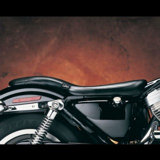 LE PERA KING COBRA SMOOTH TWO UP SEAT HARLEY SPORTSTER XL 86-03