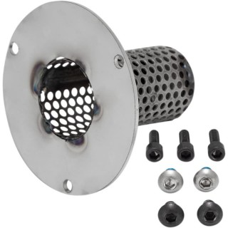 VANCE HINES 21947 QUIET BAFFLE FOR ELIMNATOR 300 HARLEY SOFTAIL