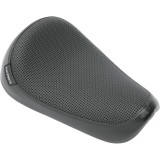LE PERA SILHOUETTE BASKET WEAVE SOLO SEAT HARLEY SPORTSTER XL 86-03 - DETAIL