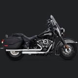 TERMINALI VANCE & HINES ELIMINATOR 300 HARLEY SOFTAIL FAT BOB-DELUXE-HERITAGE 18-21
