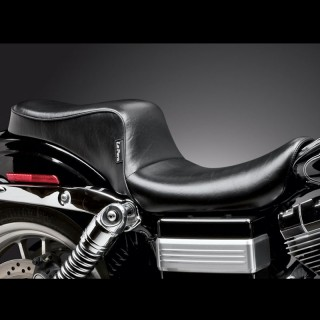 LE PERA CHEROKEE 2 UP SMOOTH SEAT HARLEY DYNA