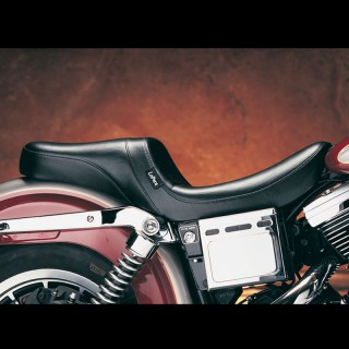 LE PERA DAYTONA 2 UP SMOOTH SEAT HARLEY DYNA