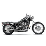 LE PERA SILHOUETTE SOLO SMOOTH SEAT HARLEY DYNA - HD
